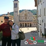 tour en moto en Ombrie, Italia Bella