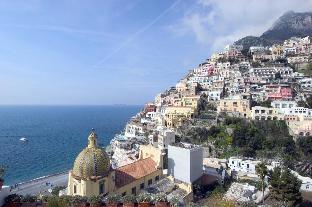 amalfi coast and sicily motorcycle tour