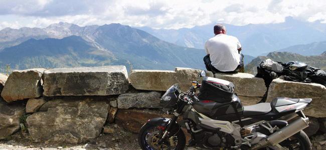 moto-tourisme, routes à moto