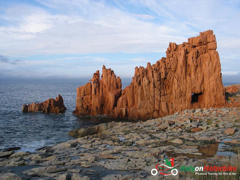 Sardinia tour best motorcycle tour sardinia beaches Alghero Sardinia roadtrip
